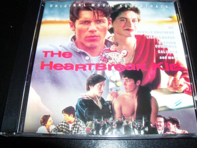 The Heartbreak Kid Rare Australian Original Movie Soundtrack CD - Like New
