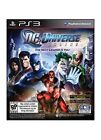 DC Universe Online (Sony PlayStation 3, 2011)