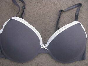 BNEW-CHARCOAL-GREY-CONTOUR-BRA-SIZE-14B-LIGHTLY-PADDED-SHAPED