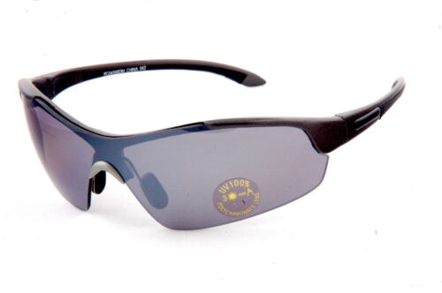 CYCLING SPORT POLYCARBONATE SUNGLASSES LIGHTWEIGHT COMFORT /& IMPACT RESISTANT