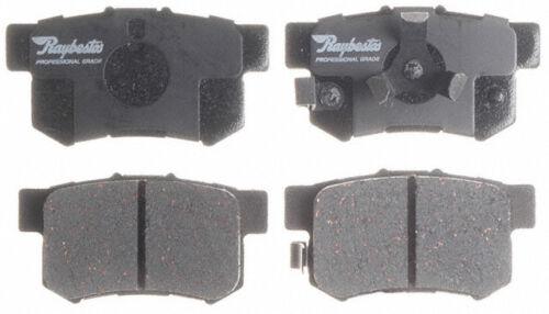 Raybestos PGD1086C Rear Premium Ceramic Brake Pads