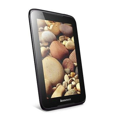 Lenovo IdeaTab A1000 4GB, Wi-Fi, 7in - Black Tablet