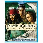 Pirates of the Caribbean: Dead Man's Chest (Blu-ray Disc, 2007)
