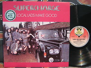 SUPERCHARGE-Local-Lads-Make-Good-1976-Australia-LP-Flash-The-Pan-Bondi-Cigars