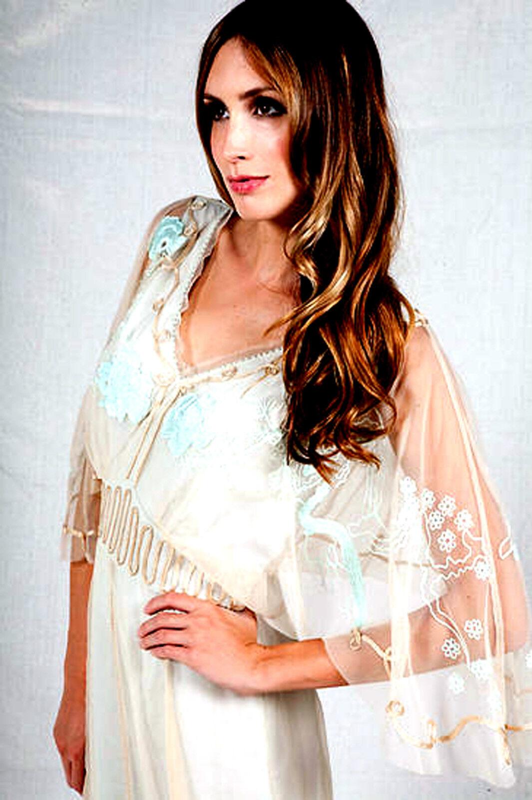 Nataya Nataya Nataya Dress 40116 New Style Sold Out Pearl Mint NWT Sz S-XL 4714ca