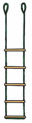 Ships Ladder treehouse rope equipment climbing cubby playground swing XP30