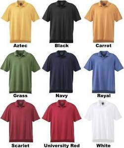 ADIDAS-GOLF-NEW-Mens-Size-S-3XL-Climacool-Max-Pique-Dri-Polo-Sport-Fit-Shirt-NWT