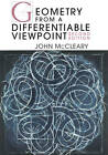 Geometry from a Differentiable Viewpoint by John McCleary (Hardback, 2012)
