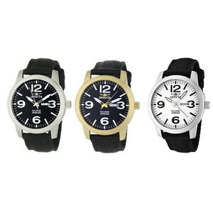 Invicta-Mens-Railroad-Watch-Choice-of-Three-Styles