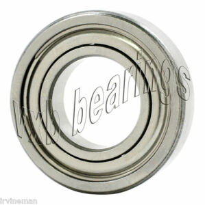 "R20RS Sealed Radial Ball Bearing 1 1//4/""x 2 1//4/""x 1//2/"""