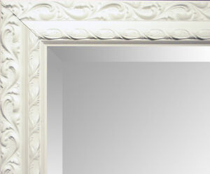 Large-French-White-Ornate-Shabby-Chic-Wall-Mirror-CHOOSE-YOUR-SIZE-COLOUR