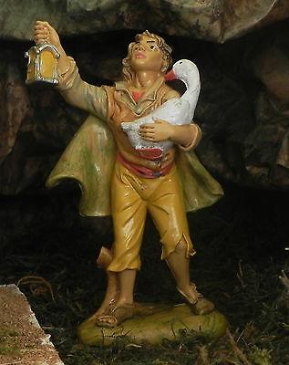 "5"" Euromarchi Nativity Figurine Presepio Manger Scene Pesebre Pastor"