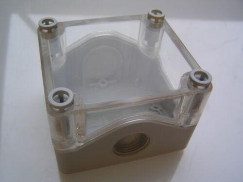 IP67 Verpackt ABS Anschluss Dose Elektronische Usw 73x80x53mm BB1 TG1 OLU1-02