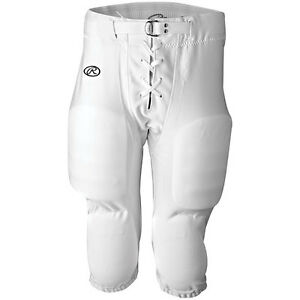 Rawlings-F2545-Youth-Game-Football-Pants-with-snaps-Shiny