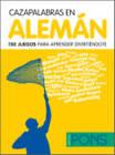 Cazapalabras: Cazapalabras En Aleman by Difusion Centro de Publicacion y Publicaciones de Idiomas, S.L. (Paperback, 2012)