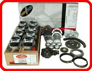 2004 chevy silverado suburban tahoe 325 5 3l v8 engine rebuild kit ebay. Black Bedroom Furniture Sets. Home Design Ideas