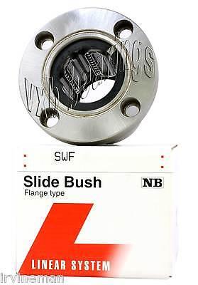 Diszipliniert Nb Smf8w 8mm Schiebe Bush Ball Hülsen Miniatur Linear Bewegung Laufwerke 20155 Hohe Belastbarkeit