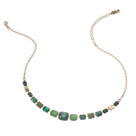 Necklace by Israeli Jewelry Studio Amaro - Deep Forest Collection