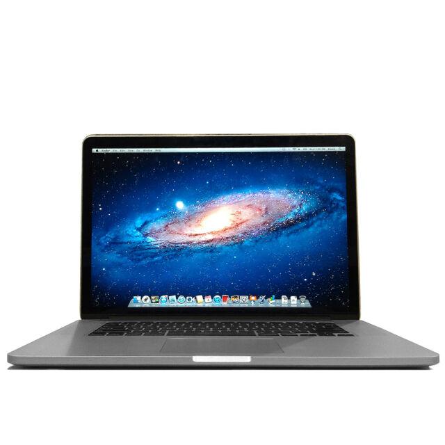 "Apple MacBook Pro 13.3"" Laptop - MGX82B/A (July,2014) 500 GB Flash Storage"