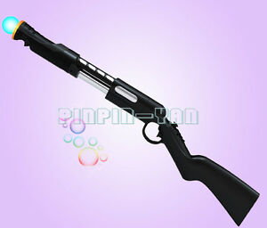 Rifle-Blaster-Light-Gun-for-Playstation-PS-3-PS3-MOVE-Motion-Controller-Black