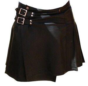 Men-039-s-Soft-Napa-Leather-Kilt-510-New-All-Sizes