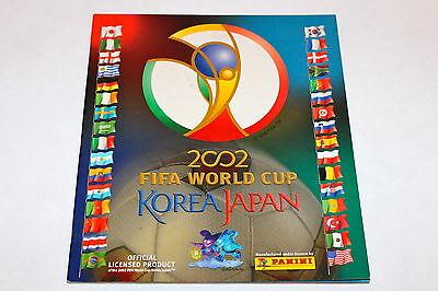Panini WC WM Korea Japan 2002 – LEERALBUM EMPTY ALBUM South America NOT MINT!