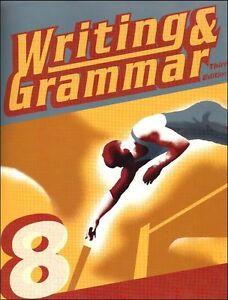 Bob-Jones-University-Press-Writing-and-Grammar-8-Student-Worktext-3rd-edition