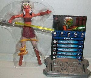 Star-Wars-AHSOKA-TANO-Padawan-Action-Figure-Brain-Invaders-Pack-NEW-Loose
