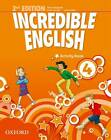 Incredible English 4: Activity Book: 4 by Oxford University Press (Paperback, 2012)