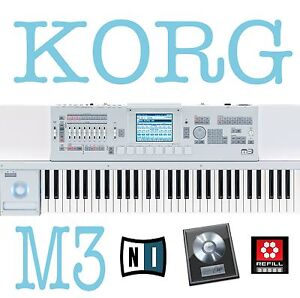 KORG-M3-35GB-APPLE-LOGIC-SAMPLES-ALSO-WORKS-WITH-REASON-HALION-FL-STUDIO