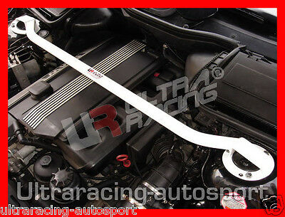 BMW e39 5 series Ultra Racing Front Strut Bar 2 points