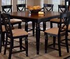Hillsdale Northern Heights Counter Height Extendable Dining Table 4439-835 (796995012455)