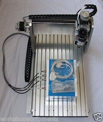 DIY Mini CNC Router Engraving Kit  Wood Plastic Copper Movement 450*300*60mm