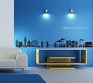 Huge-London-City-Skyline-Art-Decal-Wall-Stickers-for-Stylish-Home-and-Office