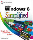 Windows 8 Simplified by Paul McFedries (Paperback, 2012)