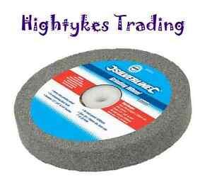 6-034-150mm-bench-grinding-wheel-disc-choose-fine-or-coarse-silverline