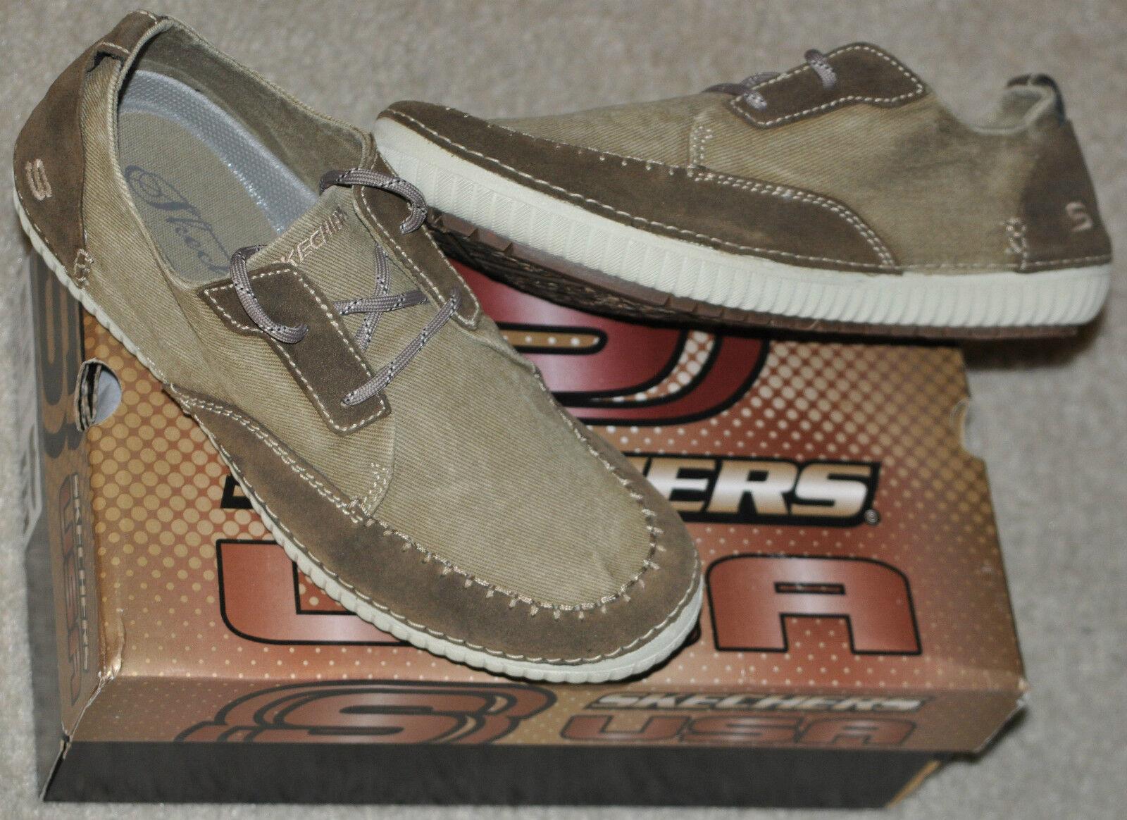 Skechers Men's Odesa Silva Shoes / Sneakers Sz 11.5 Box Brand New with Original Box 11.5 8554ea