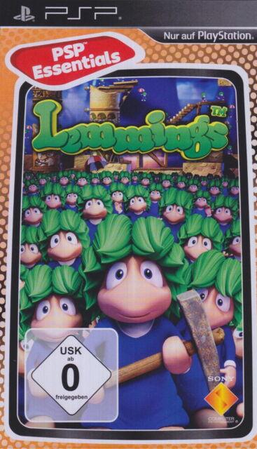 Lemmings (Sony PSP, 2010)