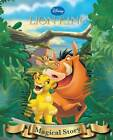 Disney Lion King Magical Story with Amazing Moving Picture Cover by Parragon (Hardback, 2012)