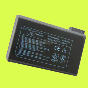 New-8-Cell-Battery-for-Dell-Latitude-C600-C610-C640-Laptop-5200mAh