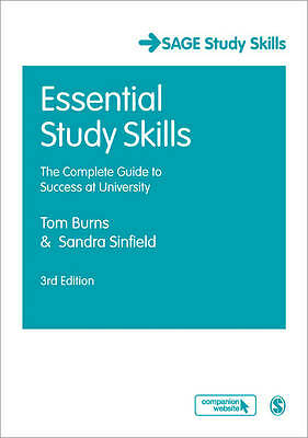 Essential Study Skills: The Complete Guide to Success at University-ExLibrary