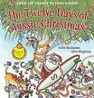 The Twelve Days of Aussie Christmas by Colin Buchanan (Mixed media product, 2012)