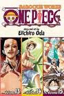 One Piece: Baroque Works 13-14-15, Vol. 5 (Omnibus Edition) by Eiichiro Oda (Paperback, 2013)