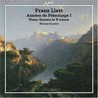 Franz Liszt - Liszt: Années de Pélerinage I; Piano Sonata (2009)