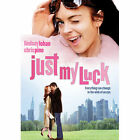 Just My Luck (DVD, 2006, Dual Side Valentine Faceplate)