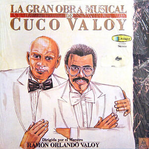 Cuco-VALOY-La-Gran-Obra-Musical-De-Colombie-Press-IFV-5170824-1991-LP