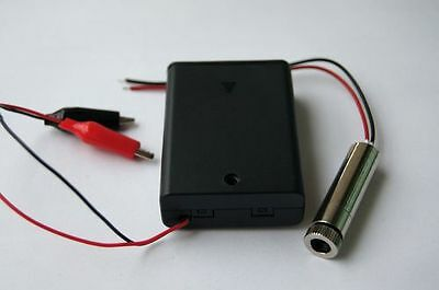 660nm 250mW Red Dot Focusable Laser Module 1 pcs /Gift Battery case