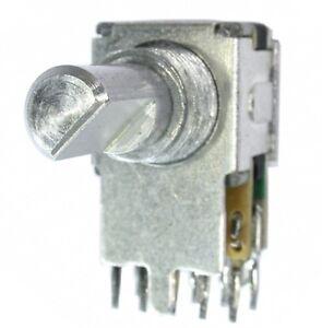 2-Drehschalter-4-Pos-2-Pole-mit-Mutter-amp-Scheibe-H-12-5