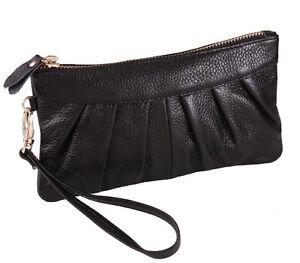 fashion-black-ladies-genuine-leather-clutch-bag-clutch-purse-handbag-wallet