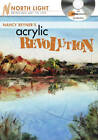 Nancy Reyner's Acrylic Revolution: Watercolor and Oil Effects with Acrylic Paint by Nancy Reyner (DVD video, 2010)
